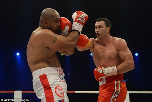 BREAKING: Former Heavyweight Boxing Champion Wladimir Klitschko Retires
