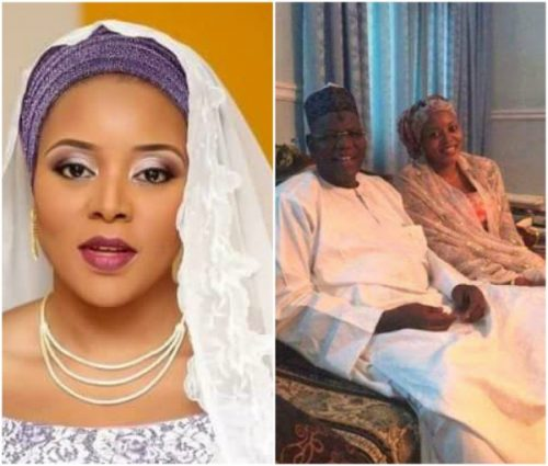 Body Of  Ex Jigawa Governor's Sule Lamido's Daughter Arrives Nigeria