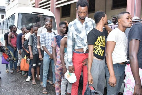 28 Alleged Homosexuals Arraigned In Lagos Get Bail