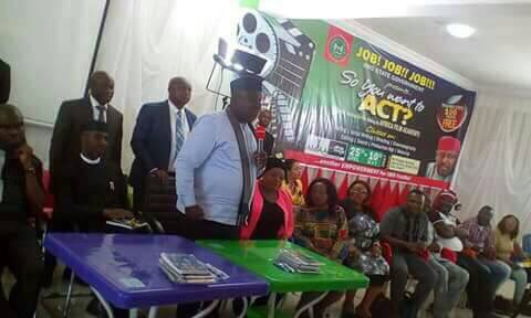 """220 Students Set To GraduateFrom Africa Film Academy's """"So You Wanna Act"""" Owerri Workshop"""