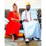 Ooni Of Ife's Marriage Allegedly Crashes, Olori Wuraola Accused Of 'Unpublishable' Things