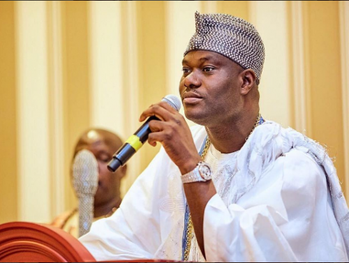 Special Compendium On Royal Ascension Of Ooni For Launch