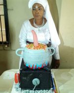 Check Out Photo Of This Birthday Cake… Creative Or Nah???