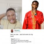Rap's Biggest Beef Brews As VicO Calls Out Speed Darlington, Says 'He Is Not On My Level'