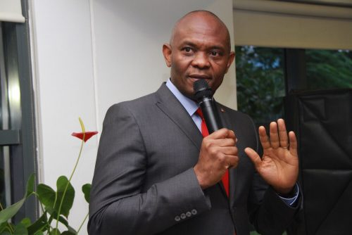 Tony Elumelu: Human Trafficking Is Evil, It Strips Our Youth Of Dignity And Denies Them Opportunity