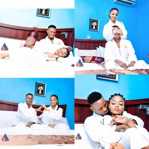 23 Year Old Girl And Her 19 Year Old Boyfriend Share Photos To Celebrate 1st Anniversary