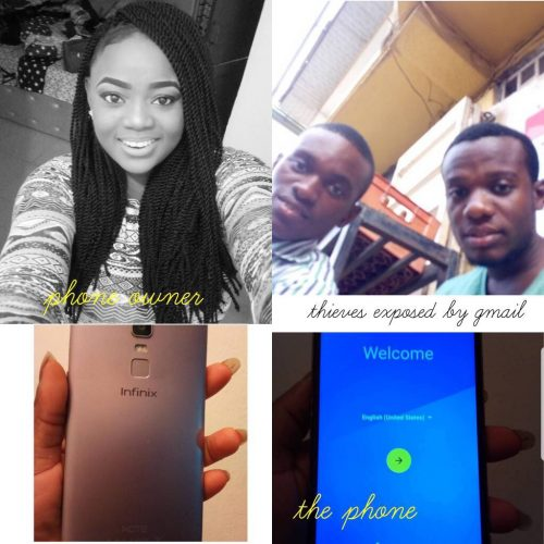 Update On Lady Who Technology Helped Identify Lagos Thieves Who Stole Her Phone