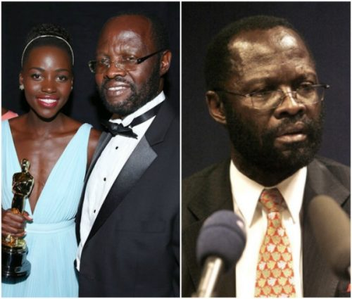 Lupita Nyongo's Father Elected As Governor In Kenya