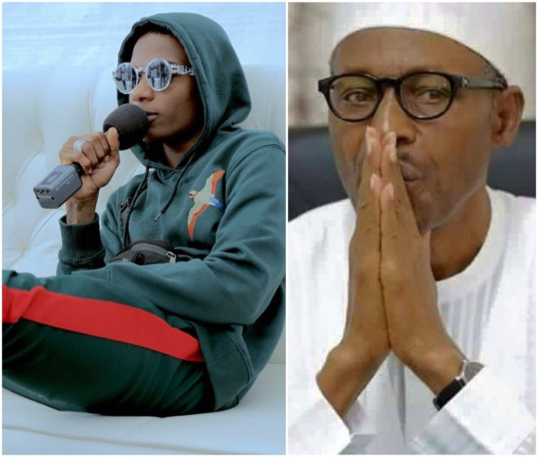 Government For My Country Na Joke! – Wizkid Tweets