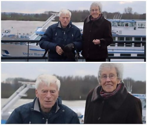 Elderly Couple Commit Suicide Because Dying Together Was Their Deepest Wish