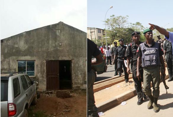Pastor, 3 Others Arrested As Police Discover Human Parts In Ogun Church