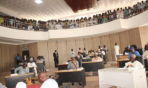 Thugs Invade Kogi House Of Assembly, Strip Lawmakers Naked!