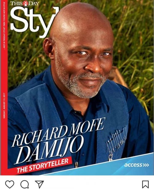 RMD Covers This Weeks Edition Of Thisday Style