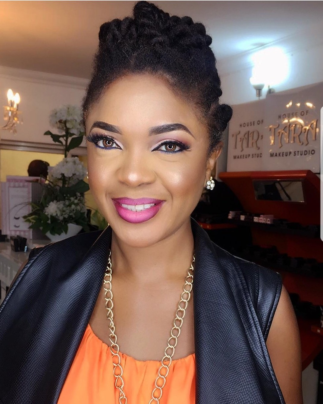 ​Some Nigerians Lack Manners, They Want To Take Pictures With you, But Won't Watch Your Movie – Actress Omoni Oboli