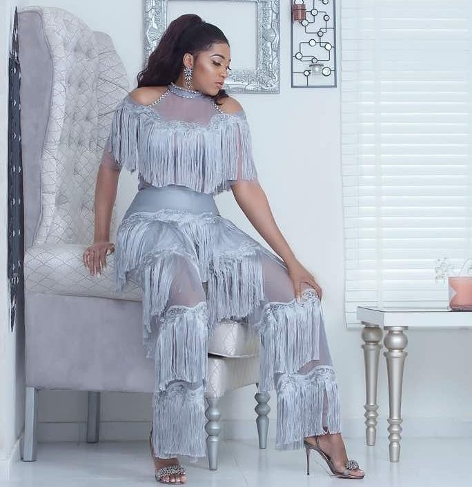 Actress Rukky Sanda Releases New Photos As She Adds Another Year