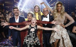 Darci Lynner Season 12 AGT winner and the judges