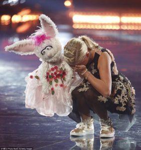 Darci Lynee sheds tears of joy as she is announced winner of America's got talent season 12