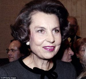 Liliane Bettencourt Loreal Heiress and worlds richest woman dead at 94