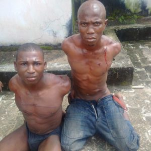 2 men rape 8 year old to coma in Rivers