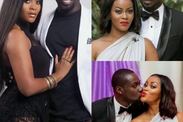 Chris Attoh And Damilola Adebite Are Divorced