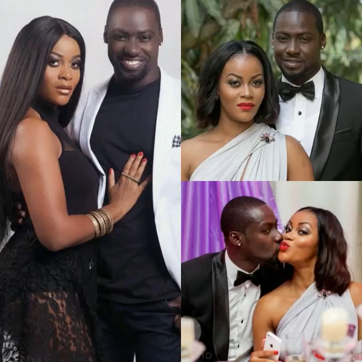 Chris Attoh And Damilola Adebite Are Divorced