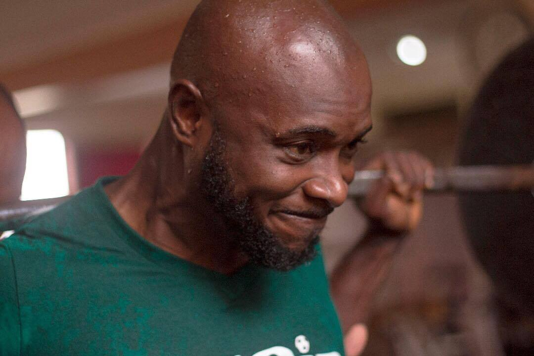 """I Was Thinner Than A Broomstick."" - Bet9ja Sponsored Power lifter Kareem 'Body' Waheed"