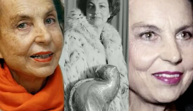 Liliane Bettencourt Loreal Heiress and worlds richest woman