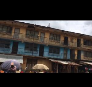 Gov Okorocha destroys widows N60 million building