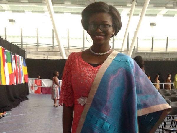 brilliant Nigerian student