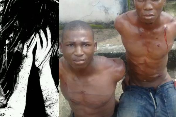 Two men rape girl to coma in Rivers