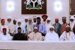 President Buhari hosts traditional leaders