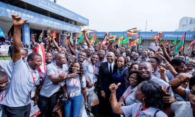 Tony Elumelu Foundation (TEF) Wraps Up 2017 TEF Enterpreneurship Forum