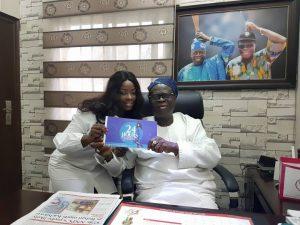 Baba Eto Endorses 24hourswithbodex Reality Show By Bodex Media
