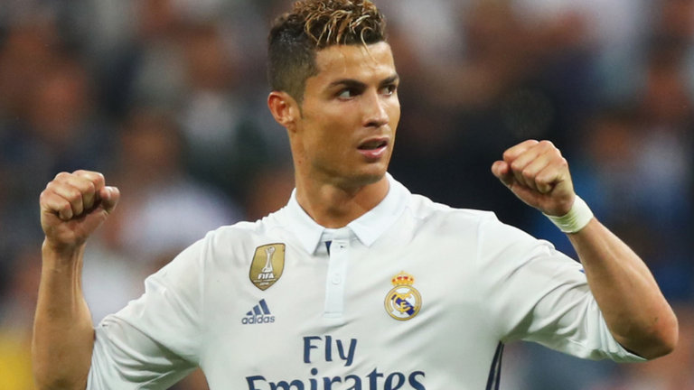 Cristiano Ronaldo Tops List Of World's Richest Sportmen(See Top 10)