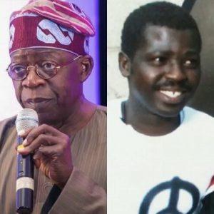 See Photo Of APC Leader Bola Tinubu's Late Son Jide