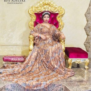 Alaafin Of Oyo's Youngest Wife Queen Ajoke Celebrates 28th Birthday With Beautiful Photos