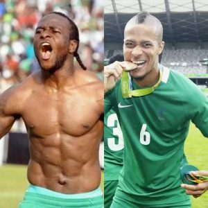 Full List: Victor Moses, Ekong Nominated Foe CAF African Player Of The Year