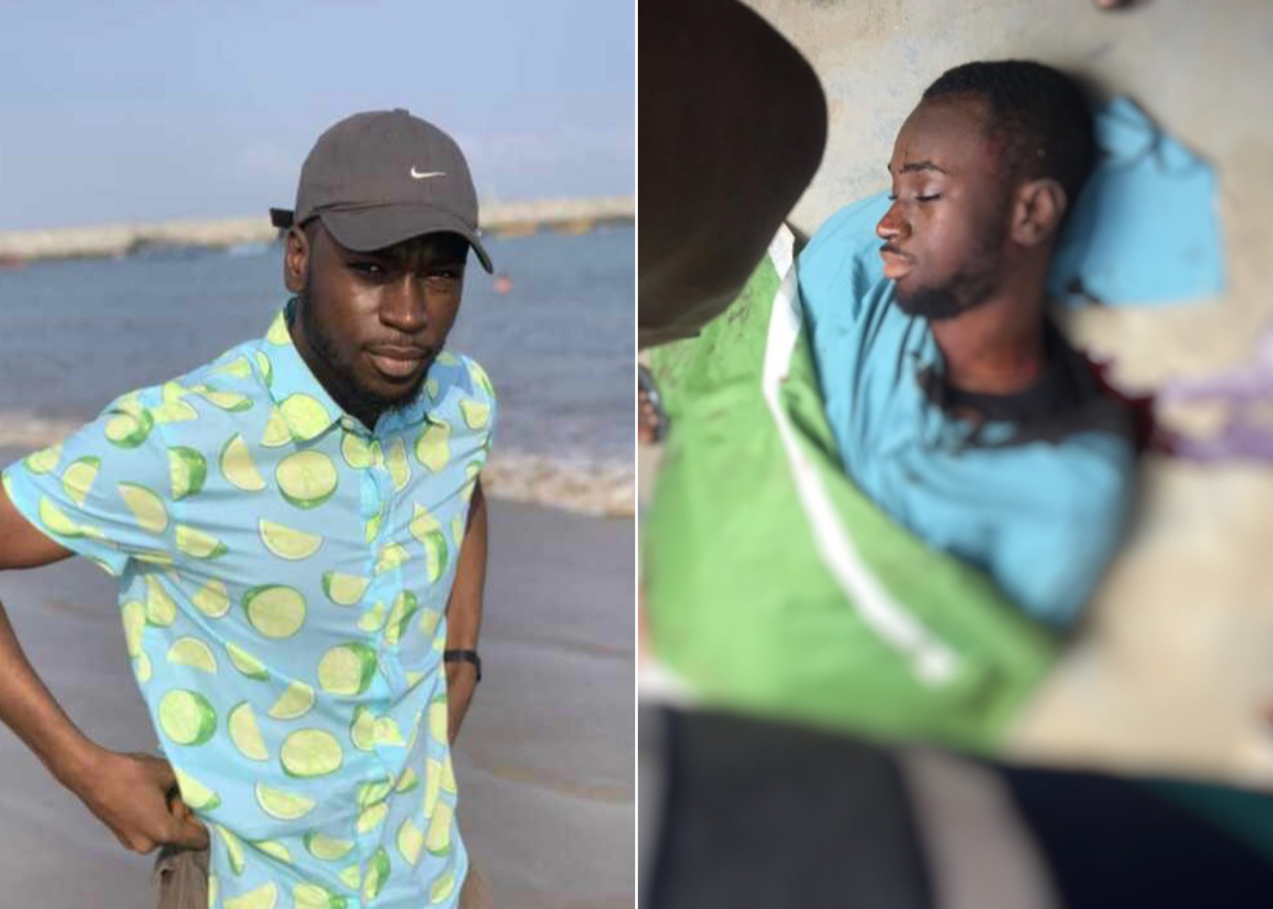 RIP Oke: Young Man Shot Dead 3 Hours After Tweeting 'Nigeria Will Not End Me'