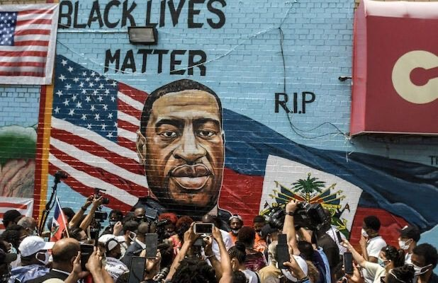 BlackLivesMatter: Minneapolis Agrees To Pay $27m Settlement To George  Floyd's Family - MojiDelano.Com
