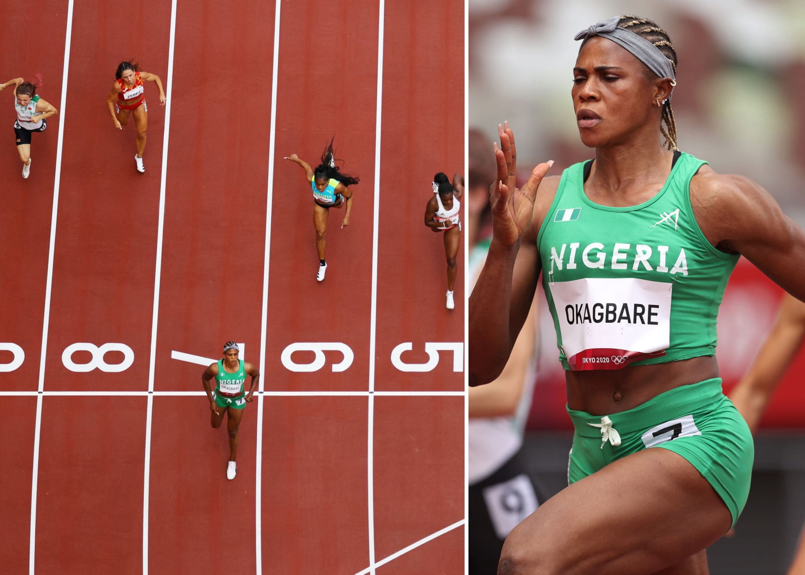 Tokyo Olympics: Okagbare, Nwokocha Qualify For Women's ...