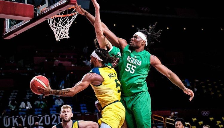 Basketball: Australia Beat Nigeria's D'Tigers 84-67 In Olympics Opening Game