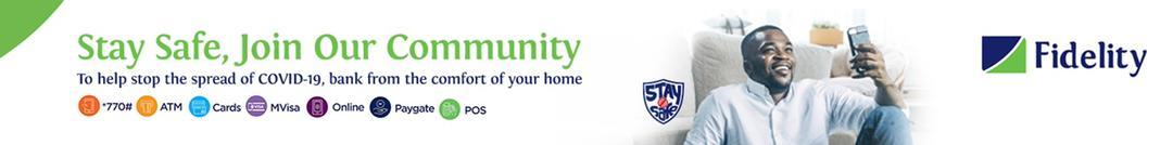 Fidelity Banner Advert