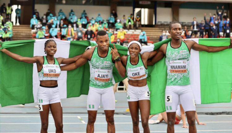World Athletics U20 Championships: Nigeria Wins Historic 4x400m Mixed Relay Gold